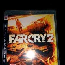Videojuegos y Consolas: FAR CRY 2 PS3 PLAYSTATION 3 COMO NUEVO EDICIÓN UK DISCO IGUAL AL ESPAÑOL. Lote 112798923
