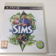 Videojuegos y Consolas: LOS SIMS 3. Lote 113091107