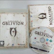 Videojuegos y Consolas: THE ELDER SCROLLS 4 OBLIVION - PS3 PLAYSTATION 3 PAL ESP. Lote 113160103