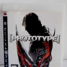 Videojuegos y Consolas: PROTOTYPE DE PS3 COMPLETO CON INSTRUCCIONES PLAYSTATION 3 PLAY STATION. Lote 113174431