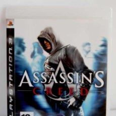 Videojuegos y Consolas: ASSASSIN'S CREED PS3 COMPLETO CON INSTRUCCIONES ASASSINS ASSASIN'S ASASIN'S ASSASSINS PLAYSTATION 3 . Lote 113175315