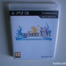 Videojuegos y Consolas: FINAL FANTASY X / X-2 HD PS3. Lote 113229135