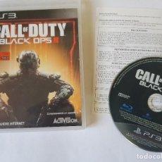 Videojuegos y Consolas: CALL OF DUTY BLACK OPS 3 PS3 PAL ESPAÑA. Lote 113289663