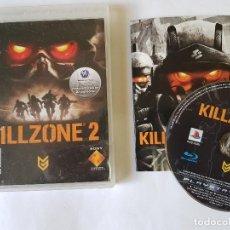 Videojuegos y Consolas: KILLZONE 2 PS3 PAL ESPAÑA. Lote 113292007