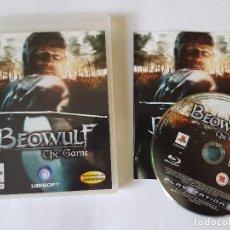 Videojuegos y Consolas: BEOWULF THE GAME PS3 PAL ESPAÑA. Lote 113292115