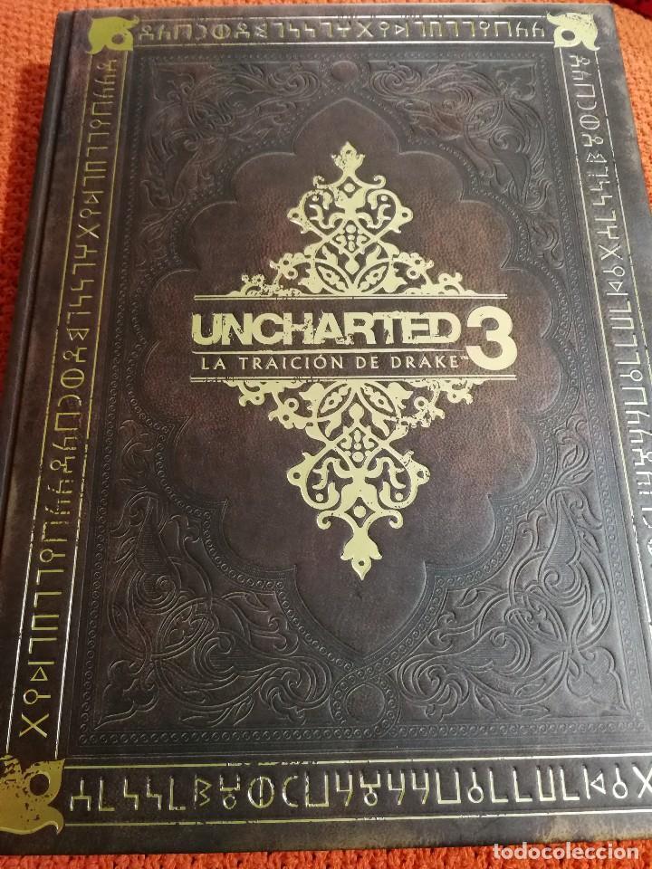 GUIA UNCHARTED 3 PS3 - GUIA OFICIAL (Juguetes - Videojuegos y Consolas - Sony - PS3)