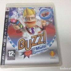 Videojuegos y Consolas: BUZZ! EL MULTICONCURSO. Lote 115337899