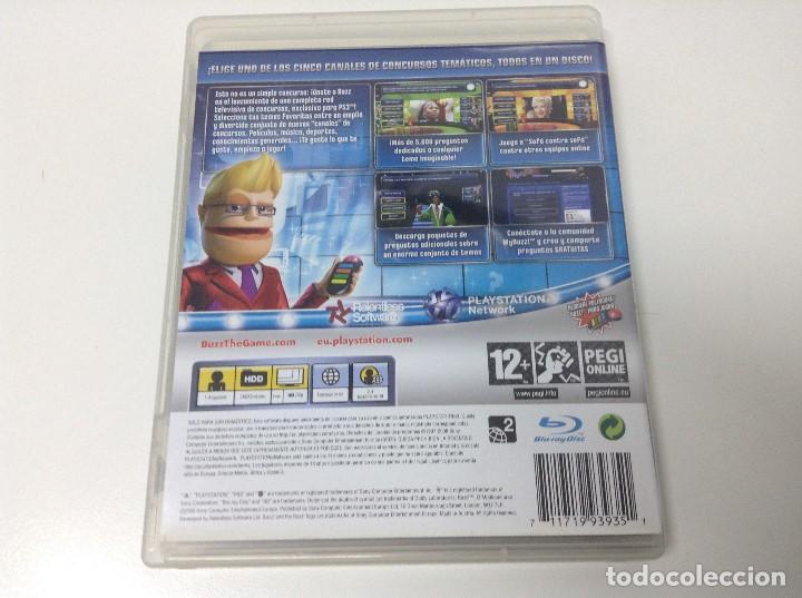 Videojuegos y Consolas: BUZZ! EL MULTICONCURSO - Foto 2 - 115337899