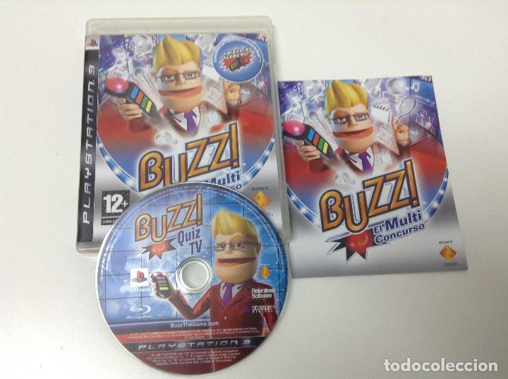 Videojuegos y Consolas: BUZZ! EL MULTICONCURSO - Foto 3 - 115337899
