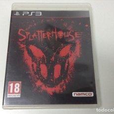 Videojuegos y Consolas: SPLATTERHOUSE. Lote 115338199