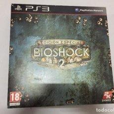 Videojuegos y Consolas: BIOSHOCK 2 EDICION ESPECIAL PS3 COMO NUEVO COMPLETO PLAYSTATION 3 PLAY STATION 3. Lote 115606571