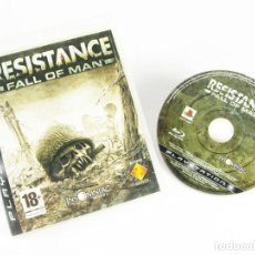 Videojuegos y Consolas: JUEGO PARA PLAY STATION 3 PS3 - RESISTANCE FALL OF MAN. Lote 115985011