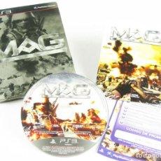 Videojuegos y Consolas: JUEGO PARA PLAY STATION 3 PS3 - MAG EDICIÓN COLECCIONISTA STEELBOX. Lote 214097628