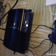 Videojuegos y Consolas: CONSOLA PS3 PLAYSTATION 3 PLAY STATION 3 FAT 60 GIGAS GB KREATEN. Lote 117565027