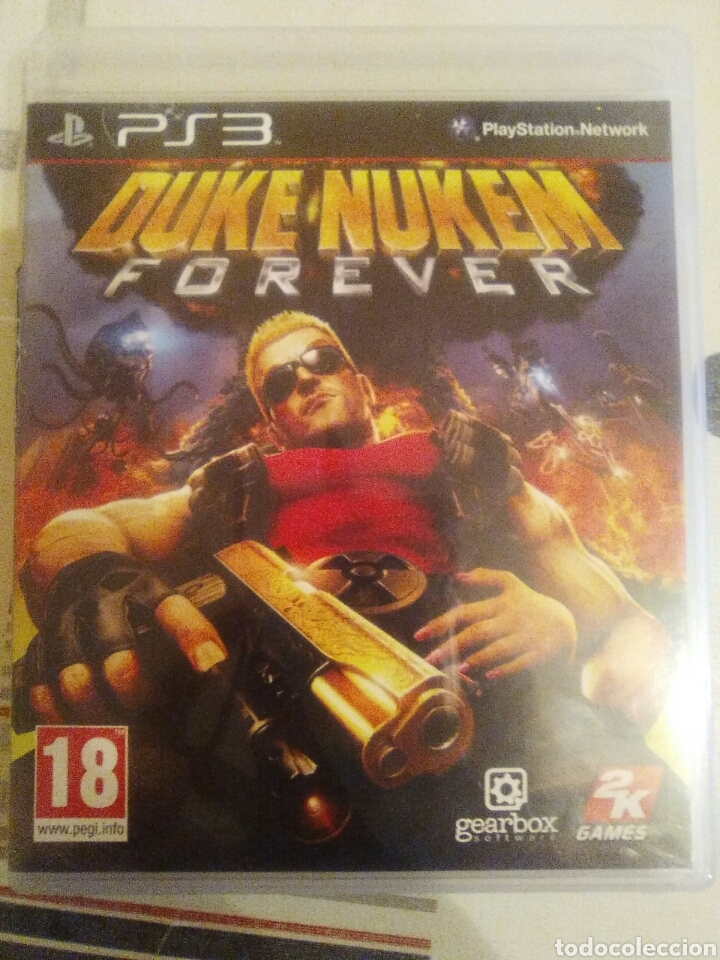 VIDEOJUEGO DUKE NUKEM PS3 (Juguetes - Videojuegos y Consolas - Sony - PS3)