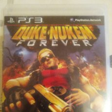 Videojuegos y Consolas: VIDEOJUEGO DUKE NUKEM PS3. Lote 117837700