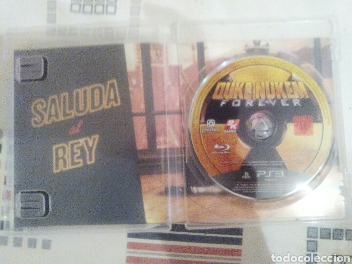 Videojuegos y Consolas: Videojuego Duke Nukem PS3 - Foto 2 - 117837700