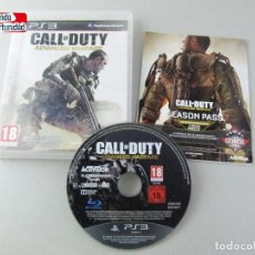 Videojuegos y Consolas: CALL OF DUTY - ADVANCE WARFARE - PS3 - PLAYSTATION 3. Lote 117872991