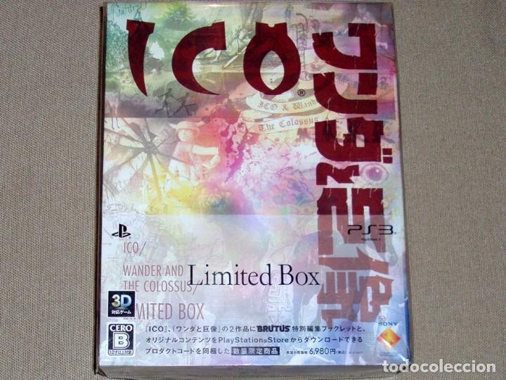 Usado, ICO / Shadow of the Colossus —Limited Box—, PRECINTADO VER JAP -PS3- segunda mano