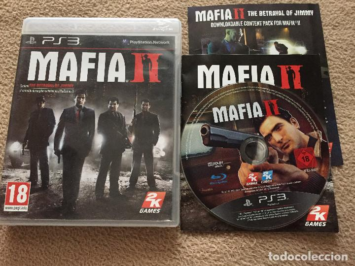 Mafia 2 Ii Ps3 Playstation 3 Sin Mapa Play Stat Buy Video Games And Consoles Ps3 At Todocoleccion 118026535
