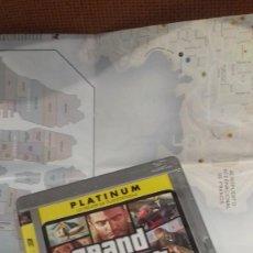 Videojuegos y Consolas: JUEGO CONSOLA PS3 PLAYSTATION 3 GRAND THEFT AUTO IV. Lote 118056855