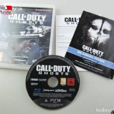 Videojuegos y Consolas: CALL OF DUTY - GHOSTS - PS3 - PLAYSTATION 3. Lote 118112227
