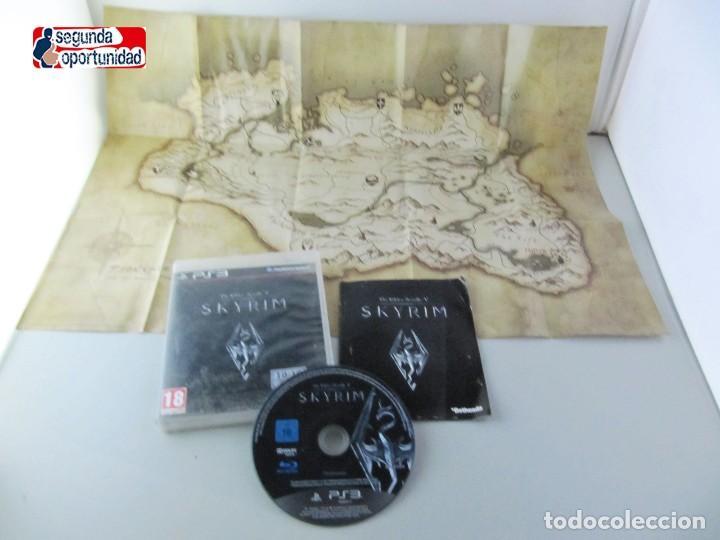 SKYRIM - PS3 - PLAYSTATION 3 (Juguetes - Videojuegos y Consolas - Sony - PS3)