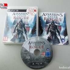 Videojuegos y Consolas: ASSASSIN'S CREED - ROGUE - PS3 - PLAYSTATION 3. Lote 118112951