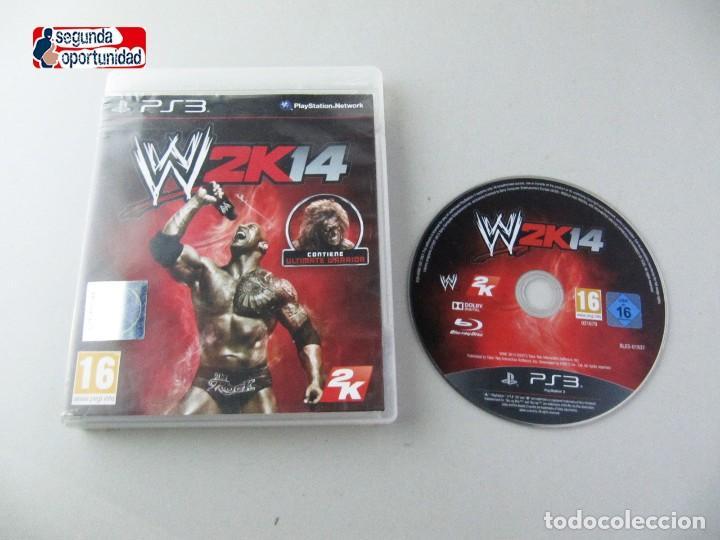 W2K14 - PS3 - Playstation segunda mano