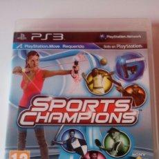Videojuegos y Consolas: JUEGO PS3 SPORT CHAMPIONS. Lote 118474032