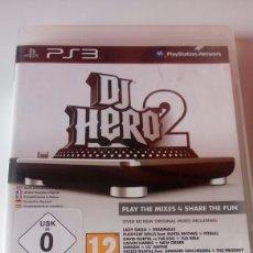 Videojuegos y Consolas: JUEGO PS3 DJ HERO 2. Lote 118474128
