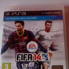 Videojuegos y Consolas: JUEGO PS3 FIFA 14. Lote 118474375