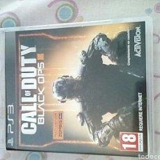 Videojuegos y Consolas: CALL OF DUTY BLACK OPS 3 PS3. Lote 118542716