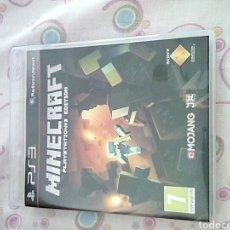 Videojuegos y Consolas: MINECRAFT PS3. Lote 118542858