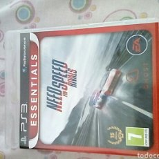 Videojuegos y Consolas: NEED FOR SPEED RIVALS PS3. Lote 118542918