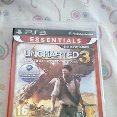 Videojuegos y Consolas: UNCHARTED 3 PS3. Lote 118543366