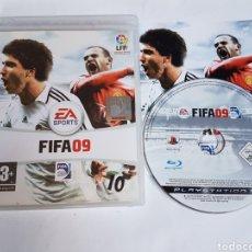 Videojuegos y Consolas: FIFA 09 PS3. Lote 118590243