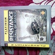 Videojuegos y Consolas: RESISTANCE PS3. Lote 118885558