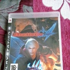 Videojuegos y Consolas: DEVIL MAY CRY 4 PS3. Lote 118885660