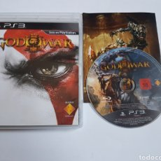 Videojuegos y Consolas: GOD OF WAR 3 PS3. Lote 118909164