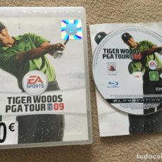 Videojuegos y Consolas: TIGER WOODS PGA TOUR 09 EA SPORTS PS3 PLAYSTATION 3 PLAY STATION 3 KREATEN. Lote 118947379