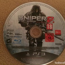 Videojuegos y Consolas: SNIPER 2 GHOST WARRIOR PS3 PLAYSTATION 3 PLAY STATION 3 KREATEN. Lote 118969167