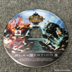 Videojuegos y Consolas: THE EYE OF JUDGMENT SONY PLAYSTATION 3. Lote 119404559