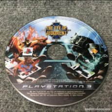 Videojuegos y Consolas: THE EYE OF JUDGMENT SONY PLAYSTATION 3. Lote 119404567