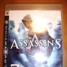 Videojuegos y Consolas: ASSASSIN'S CREED - PLAYSTATION 3 - ASSASSINS CREED - PS3. Lote 119986071