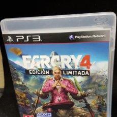 Videojuegos y Consolas: PS3 FARCRY 4 EDICION LIMITADA ( LEER). Lote 121821888