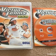Videojuegos y Consolas: VIRTUA TENNIS 2009 TENIS 09 PS3 PLAYSTATION 3 PLAY STATION 3 KREATEN. Lote 121927115