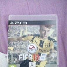 Videojuegos y Consolas: FIFA 17 PS3. Lote 121997415