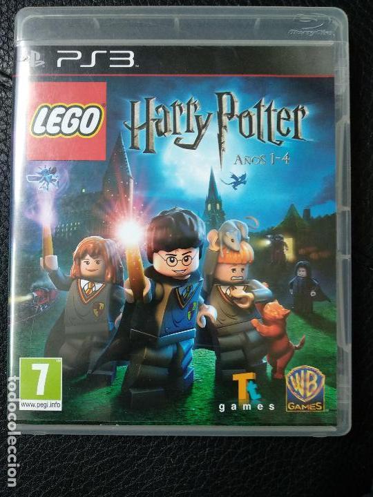 Juego Ps3 Lego Harry Potter Comprar Videojuegos Y Consolas Ps3 En