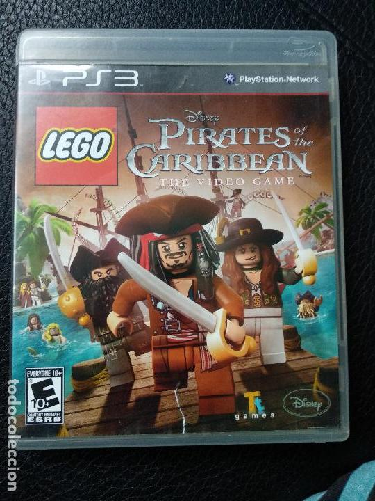 Lego Pirates Of The Caribbean Ps3 Buy Video Games And Consoles